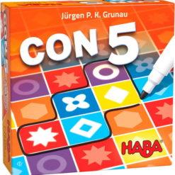 Juego Con5 Haba