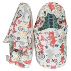 Zapatos infantiles Poconido en Jugajoc