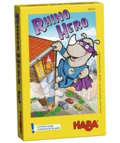 Juego de cartas Rhino hero Haba