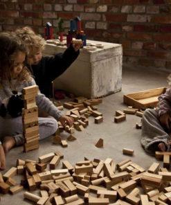 beneficos juegos construcción sostenibles de Jugajoc