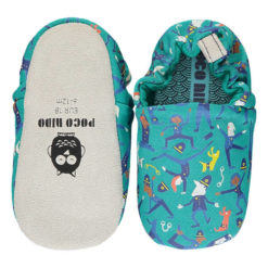 zapatos infantiles Poco Nido