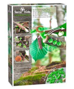 Terra Kids Connectors Animales 45 piezas