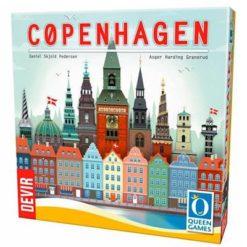 Juego Copenhagen Devir.