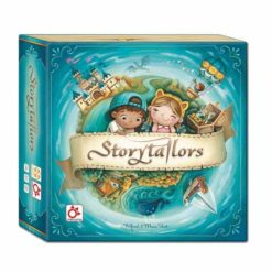 Juego Storytailors Mercurio en tienda Jugajoc