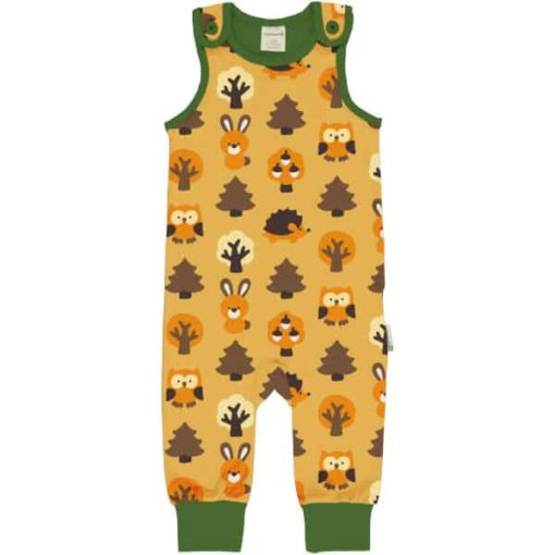 mono bosque amarillo maxomorra