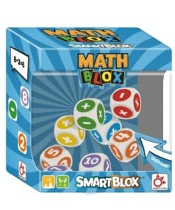 Math Blox mercurio jugajoc juego matemático