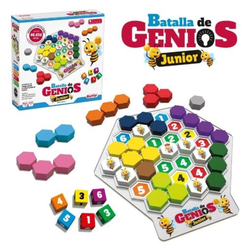 Batalla de genios Junior Ludílo jugajoc