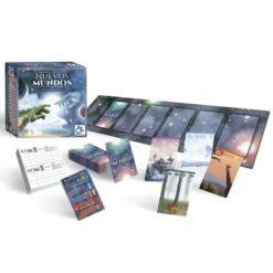 Juego de cartas Nuevos Mundos de Mercurio jugajoc