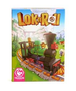 Juego de cartas Lok'n Roll de Tranjis Games Jugajoc