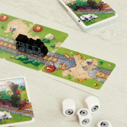 Lok'n Roll juego de cartas tranjis games jugajoc