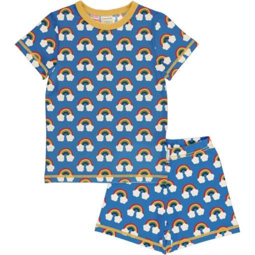 pijama 2 piezas rainbow maxomorra jugajoc