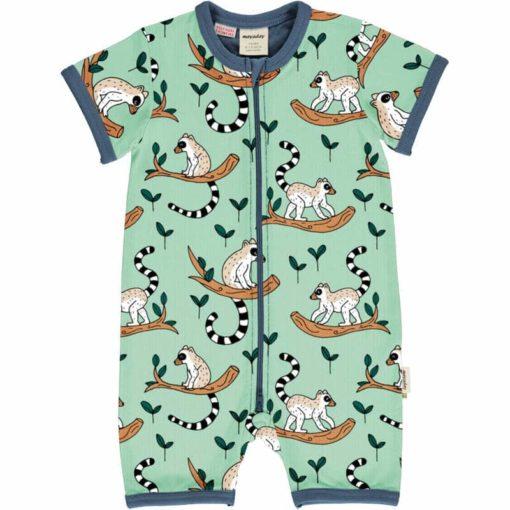pijama corto jungle meyadey jugajoc