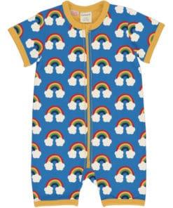 pijama corto rainbow maxomorra jugajoc
