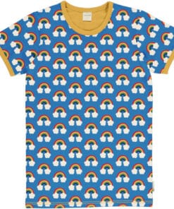 camiseta rainbow maxomorra jugajoc