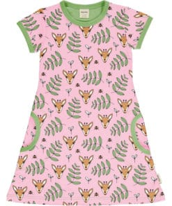 vestido jardín jirafas meyadey jugajoc