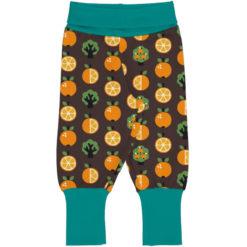 pantalon orange maxomorr